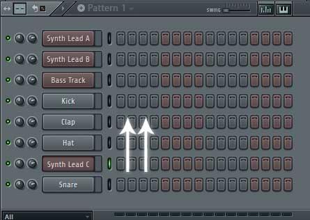 fl studio shortcut keys