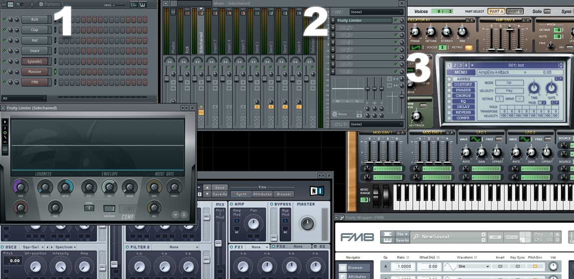 fl studio templates