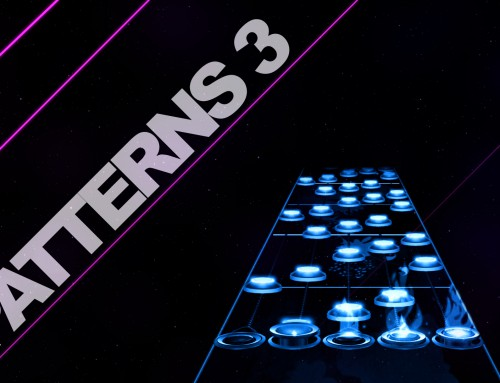 Patterns 3 – Community Track Pack 4