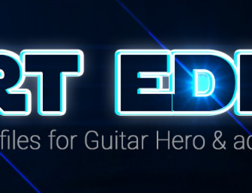 How to make Guitar Hero Charts