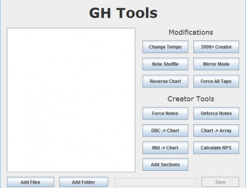 Guitar Hero Tools by No1mann
