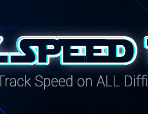 How to get Expert Track Speed on ALL Difficulties