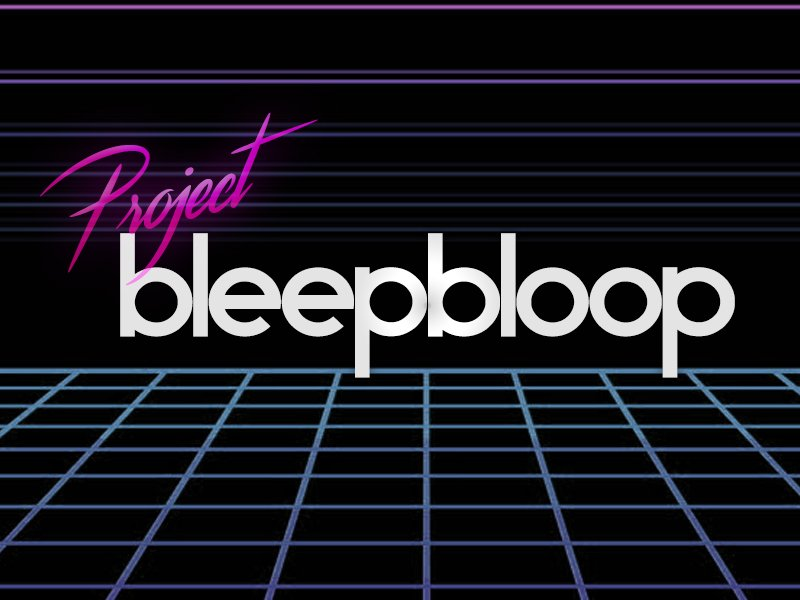 Clone Hero – Project: Bleep Bloop