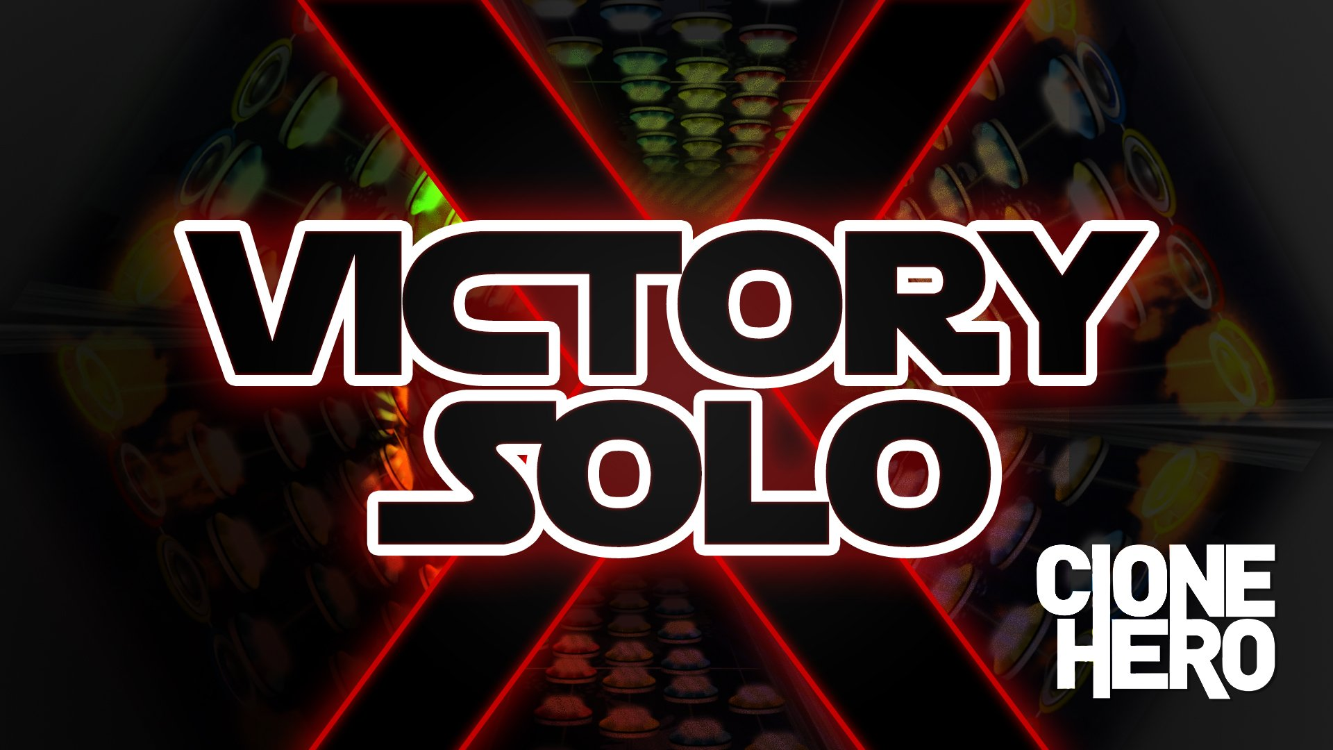 Victory Solo X on Clone Hero!