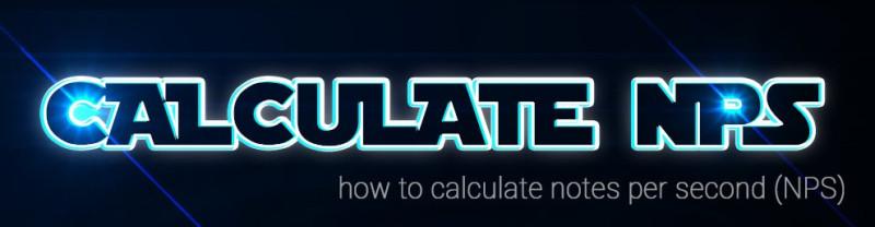Calculate notes per second (NPS) - Clone Hero Guide