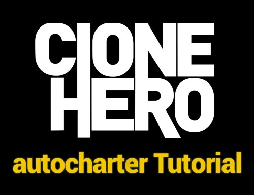 Clone Hero Autocharter Tutorial