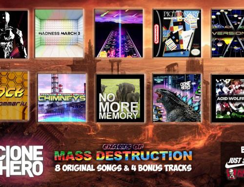 Charts of Mass Destruction Track Pack